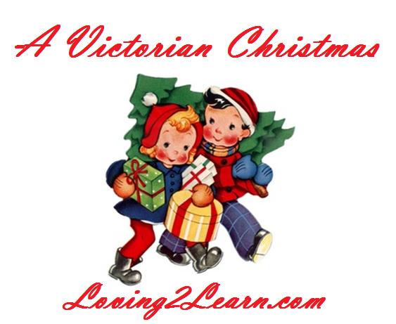 a victorian christmas  printable victorian christmas cards