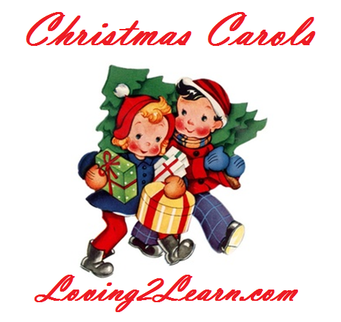 photograph regarding Christmas Caroling Songs Printable named Xmas Carols: Printable Lyrics and Sing Alongside Motion pictures